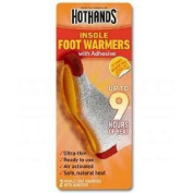 Hothands Insole Foot Warmer Value Pack, 250 Pairs/Pack