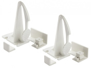 KidCo Adhesive Mount Cabinet/Drawer Lock, 2 Count