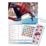 Spiderman Re-usable Reward Chart