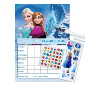 Frozen Re-usable Reward Chart
