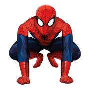 Spiderman AirWalker Life Size Balloon Air Walker Spider-Man Boys Birthday Party Inflatable by Amscan
