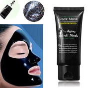 SHILLS Deep Cleansing Black Peel-off Removal Mask Mask Meawmeaw Store