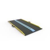 Suitcase Singlefold Graphite Fibre Ramp - Size
