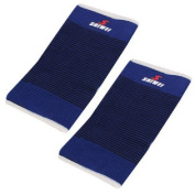 Pair Compression Thigh Brace Hamstring Elastic Wrap Sleeves Supports Protector