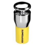Kryptonite 000426 New York Yellow Chrome 14P Disc Lock