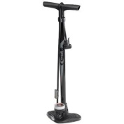 RavX Blow X Steel Barrel Floor Pump