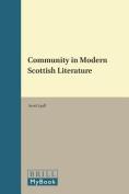 Community in Modern Scottish Literature (SCROLL