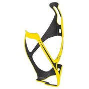 Serfas Vendetta Carbon Bicycle Water Bottle Cage, Yellow