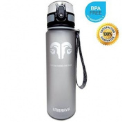 Best Sports and Fitness Water Bottle | 530ml | Eco-friendly | Perfect for Running, Gym, Yoga, Tennis, Outdoors | Durable