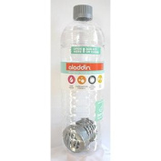 Sparkling Water Bottle with Infused Basket *Stay Hydrated* Best Water Bottle for Outdoors, Sports, Office, School, Trave