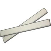 (Price/Each)SeaDek Coaming Bolster Pad, Wh/Cb 10929