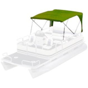 Attwood Corporation 370GN Green Buggy-Style Acrylic Bimini Top