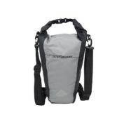 OverBoard Waterproof Pro-Sport Roll-Top SLR Camera Bag, Grey/Black, 15-Litre