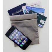 (Price/EACH)LOKSAK LOK-SHSAK-SL-P Shieldsak Rf Phone/Passport Pouch