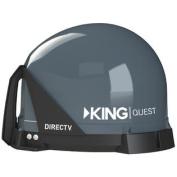 KING Quest Portable DIRECTV & #174; Satellite Antenna