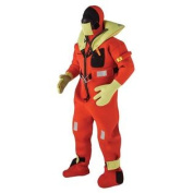 Brand New Kent Sporting Goods Kent Commerical Immersion Suit - Uscg Only Version - Orange - Universal - Original Equipme