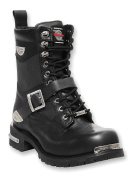 Milwaukee Motorcycle Clothing Company Renegade Leather Men's Motorcycle Boots