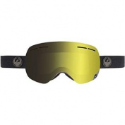 Dragon Alliance X1S Ski Goggles, Verse/Transitions Yellow