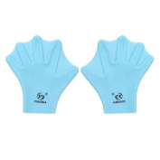 Water Gear Silicone Swim Webbed Gloves for Kids, 2pcs