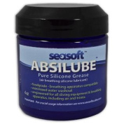 Seasoft ABSILUBE Pure Silicone Grease 120ml