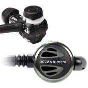 Oceanic Delta 4.2/FDX10 Scuba Diving Regulator w/DVT and Swivel