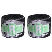Ringside Apex Boxing Handwraps - 460cm - Black/White Camo