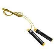 Speed Rope with Rubberized Handles