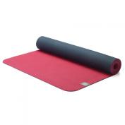 Eco Yoga Mat (maroon/charcoal)