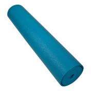 """24"""" X 72"""" X 6 MM Piloga Yoga Mat- Non-Toxic, Sky Blue"""