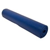 """24"""" X 68"""" X 4 MM Standard Yoga Mat - Non-Toxic, Royal Blue"""