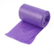 Home Disposable Rubbish Garbage Trash Bag Holder Purple Roll 50cm x 60cm