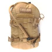 Camelbak ArmorBak 62590 2960ml/3L Hydration Backpack w/Mil Spec Antidote Coyote