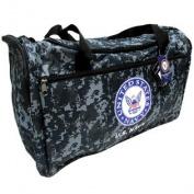 Navy Military Duffle Bag - Heavyweight Construction Adjustable Strap