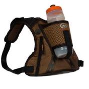 Orange Mud HydraQuiver Single Barrel Hydration Pack - Tan