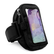 Zippered Fitness Armband for Samsung Galaxy S6