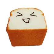 Generic 1 Kawaii Toast Squishy Expression Card Cellphone Holder Hand Pillow Toy