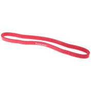 Red Elastic Band Resistance Muscle building Fitness Yoga Exercise GYM