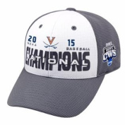 Virginia Cavaliers 2015 College World Series CWS Official Locker Room Hat Cap