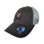 Virginia Cavaliers TOW Grey Putty Two Tone Mesh One Fit Flexfit Hat Cap