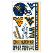 West Virginia Mountaineers Temporary Tattoos
