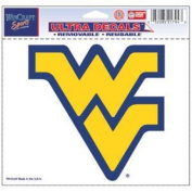 West Virginia Mountaineers Official NCAA 10cm x 15cm Car Window Cling Decal by Wincraft