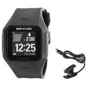 Rip Curl Unisex A1111 BLK Digital Display Quartz Black Watch