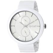 Rip Curl Women's A2704G WHI FUTURIST ACETATE White Bracelet Watch