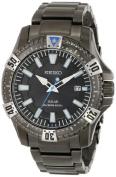 Seiko Men's SNE281 Analogue Display Japanese Quartz Silver Watch