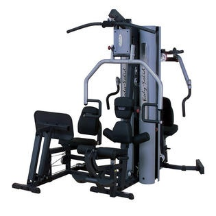 Body solid g9s two stack gym selectorized home gym *f* by body