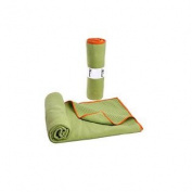 Namaste Skidless Premium Mat-size Yoga Towel with Non Slip Grip;Exercise,Fitness,Pilates,and Yoga Gear