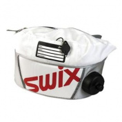Swix Ski Gear Padded Race X Drink Belt, 1-Litre, White