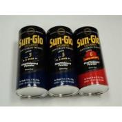 Sun-Glo Medium Speed Shuffleboard Powder Wax - 3 Pack