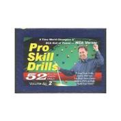 Pro Skill Drills Instructional Billiards DVD - Volume 2