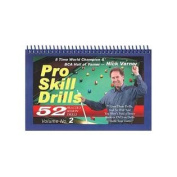 Pro Skill Drills Volume 2 Spiral Bound Instructional Billiard Book